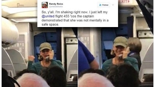 United Airlines pilot removed after election rant