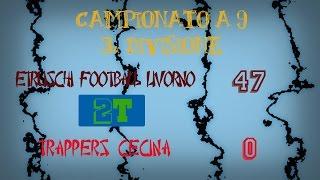 Etruschi Livorno Vs Trappers Cecina (2T) (47-0)