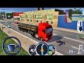 Euro Truck Driver 2018 #4 New Truck Game Android gameplay