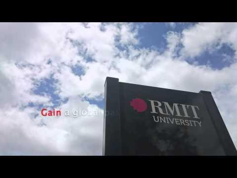 Study at RMIT University, Melbourne