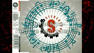 Stereotype - And The Beat Goes On (Rare Houseremix)