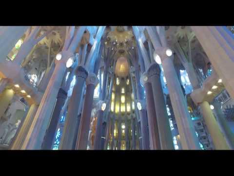 mediterranean Sagrada Família + Gaudi Casas