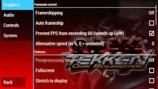 Tekken 5- Dark Resurrection.cso . ppsspp android. link the description.mega.nz
