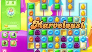 Candy Crush Jelly Saga Level 198 Gameplay