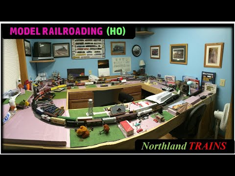 Layout Update – December 2016: New Buildings/Track Plans