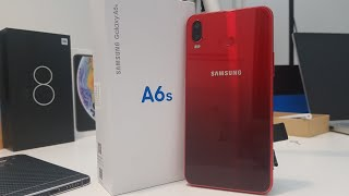 Galaxy A6s el primer móvil de Samsung sin estar fabricado por Samsung