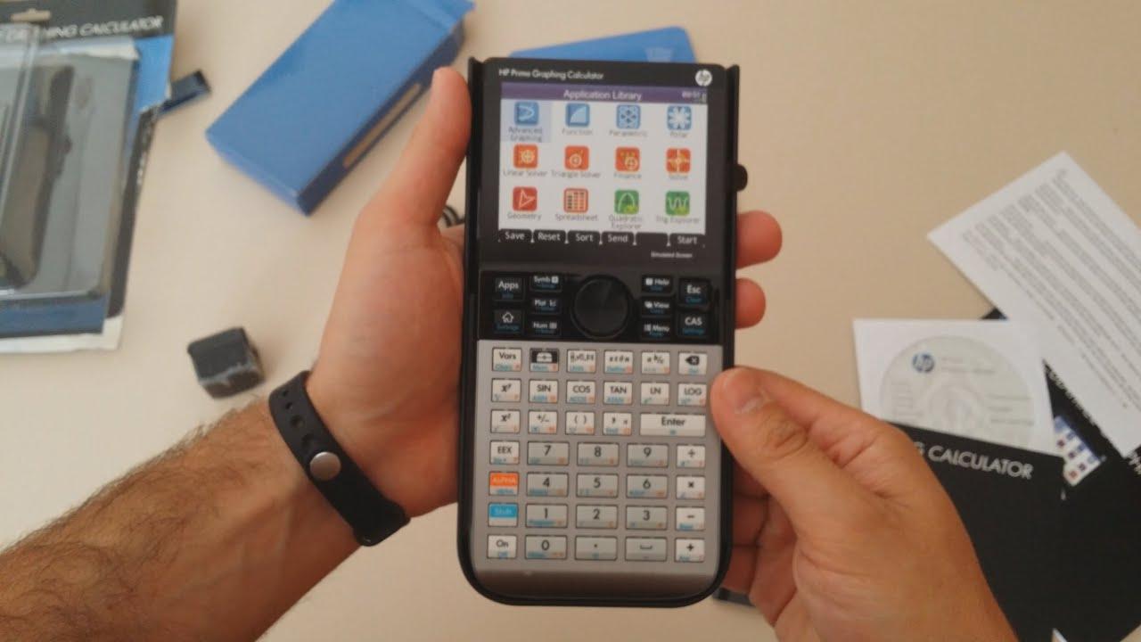 HP PRIME CALCULATOR PDF DOWNLOAD