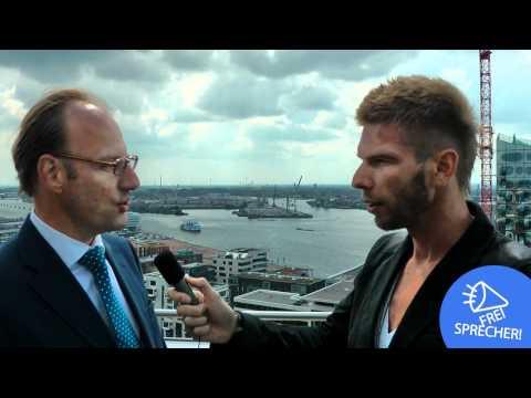 Axel Hesse interviewt Dr. Frank Koch