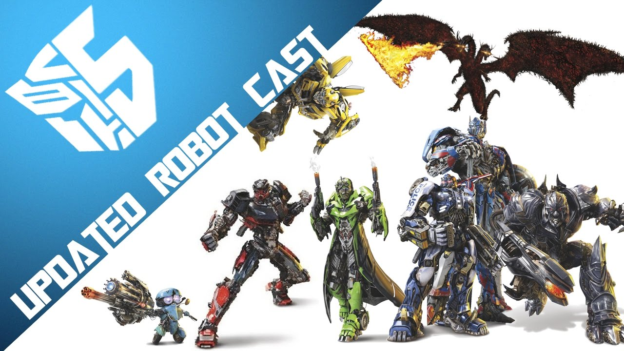 Transformers 5 - Robot Cast (Updated) - YouTube