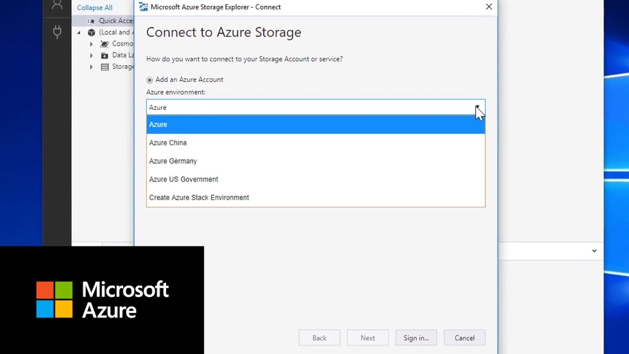 How to access & get started with the Azure Government Portal