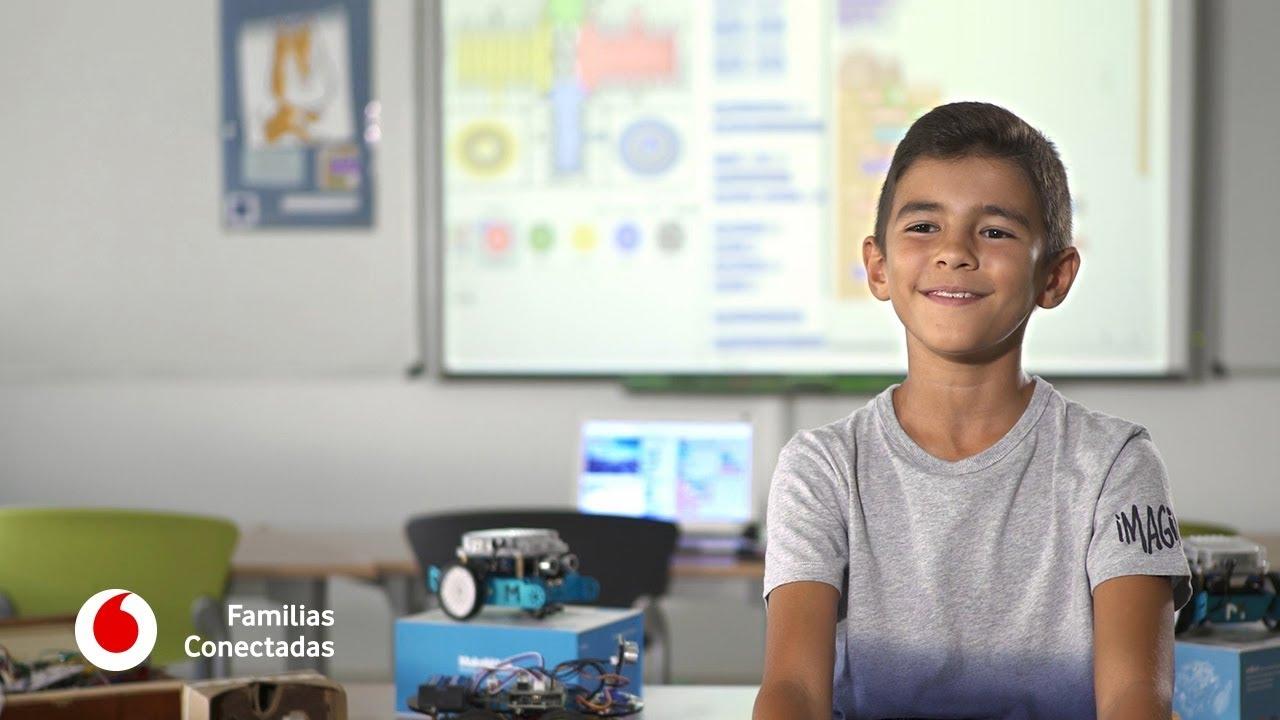 El niño de diez años que da charlas TED sobre programación #FamiliasConectadas
