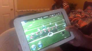 Gameplay Of Nfl Pro 2013 Part 1