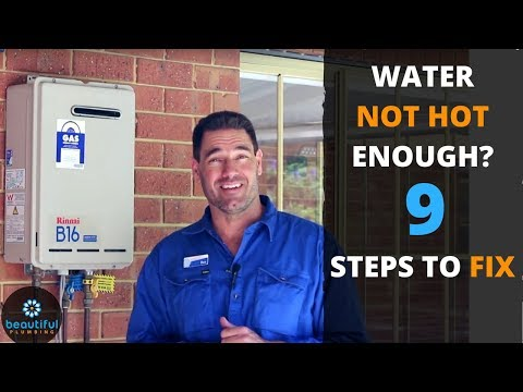 How to Clean Hot Water System Filter. You Need to Know.