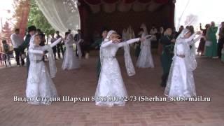 Свадьбы в Грозном. Видео Студия Шархан Трейлер из Свадебного проекта 18 Августа 2013г