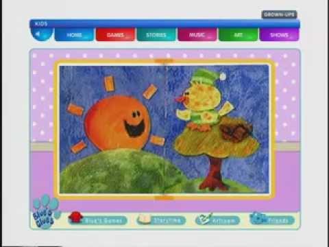 Nick Jr Website