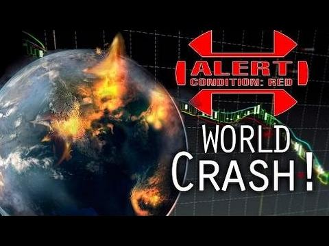 World Crash to Precede Bail-Ins, China Faultering - David Quintieri of TheMoneyGPS