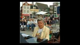 Pia Beck in Noordwijk 25 8 2002