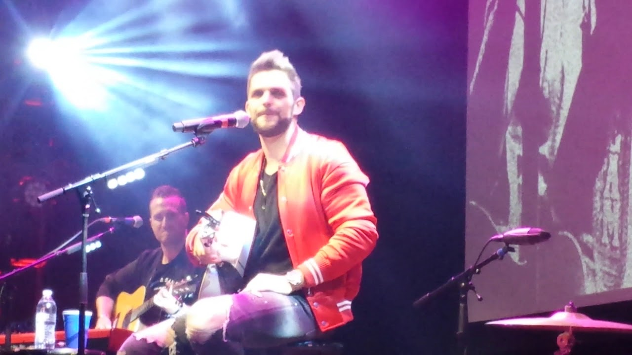 thomas rhett album release party life changes youtube. Black Bedroom Furniture Sets. Home Design Ideas