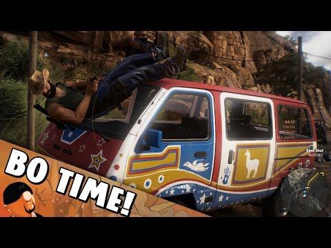 Ghost Recon Wildlands - The Adventures of a Tactical Cowboy  