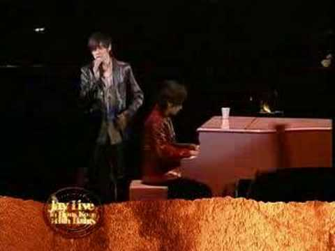 Jay Chou - An Jing Piano Performance - Hong Kong