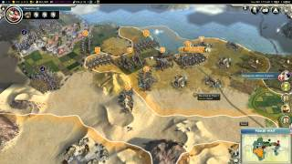Let's Play Civilization V: Gods and Kings -- Part. 7