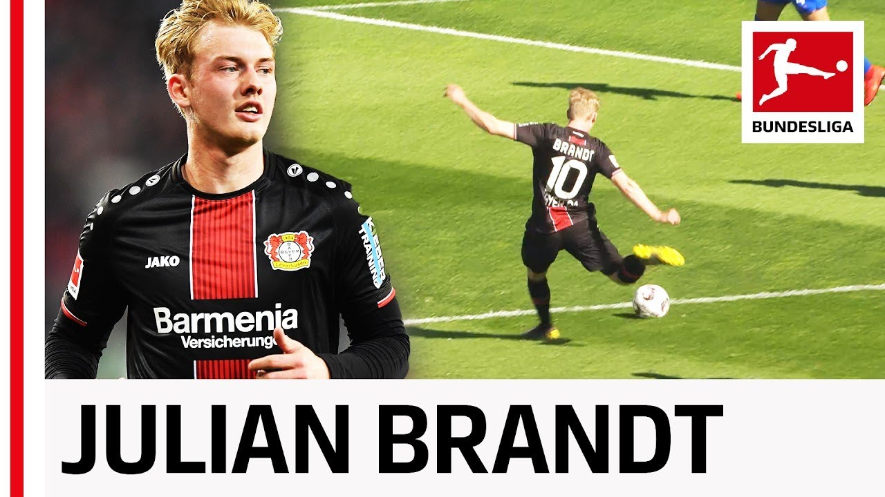 Download Julian Brandt - All Goals and Assists in 2018/19