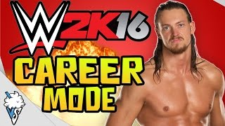TATANG Punya Kembaran - WWE 2K16 Indonesia -  CAREER MODE #5