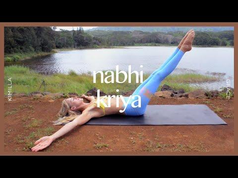 Kundalini Yoga Set: Nabhi Kriya For Courage, Confidence, Power | KIMILLA