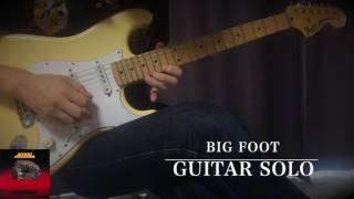 Yngwie/Alcatrazz - Big Foot - Guitar Solo Thank you for watching my...