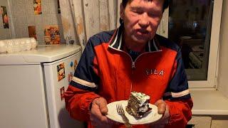 Печёночный тортик от команды Олега Монгола