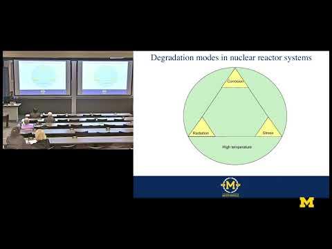 Materials at Michigan Symposium | Gary Was