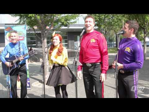 The Wiggles - She's a Rainbow (Take 2 Classic Cover)