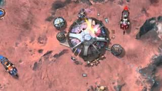 Infinity - Ark War Gameplay Trailer HD 2