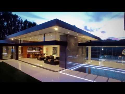 Современный дом Дизайн Архитектура Хай тек Hi Tech