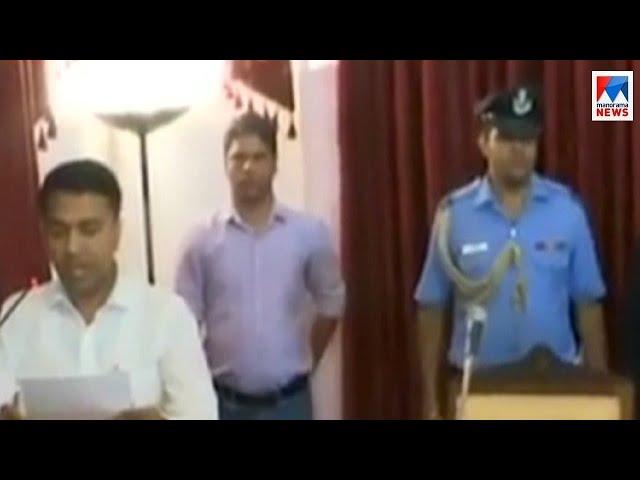 ഇടഞ്ഞ എല്ലാവർക്കും മന്ത്രിപദം; അർധരാത്രി ഗോവ ബിജെപി തന്നെ ഉറപ്പിച്ചു  Pramod Sawant  Goa CM