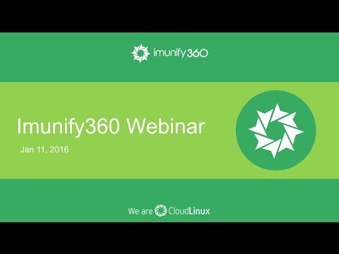 Keeping your Web servers safe with Imunify360: Part 1