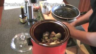 Venison Slow Cook Recipe