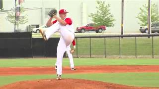EMCC Baseball vs Northeast Highlights - Game 1