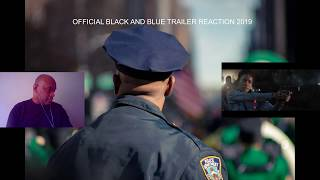 Official Black AND BLUE  TRAILER REACTION 2019