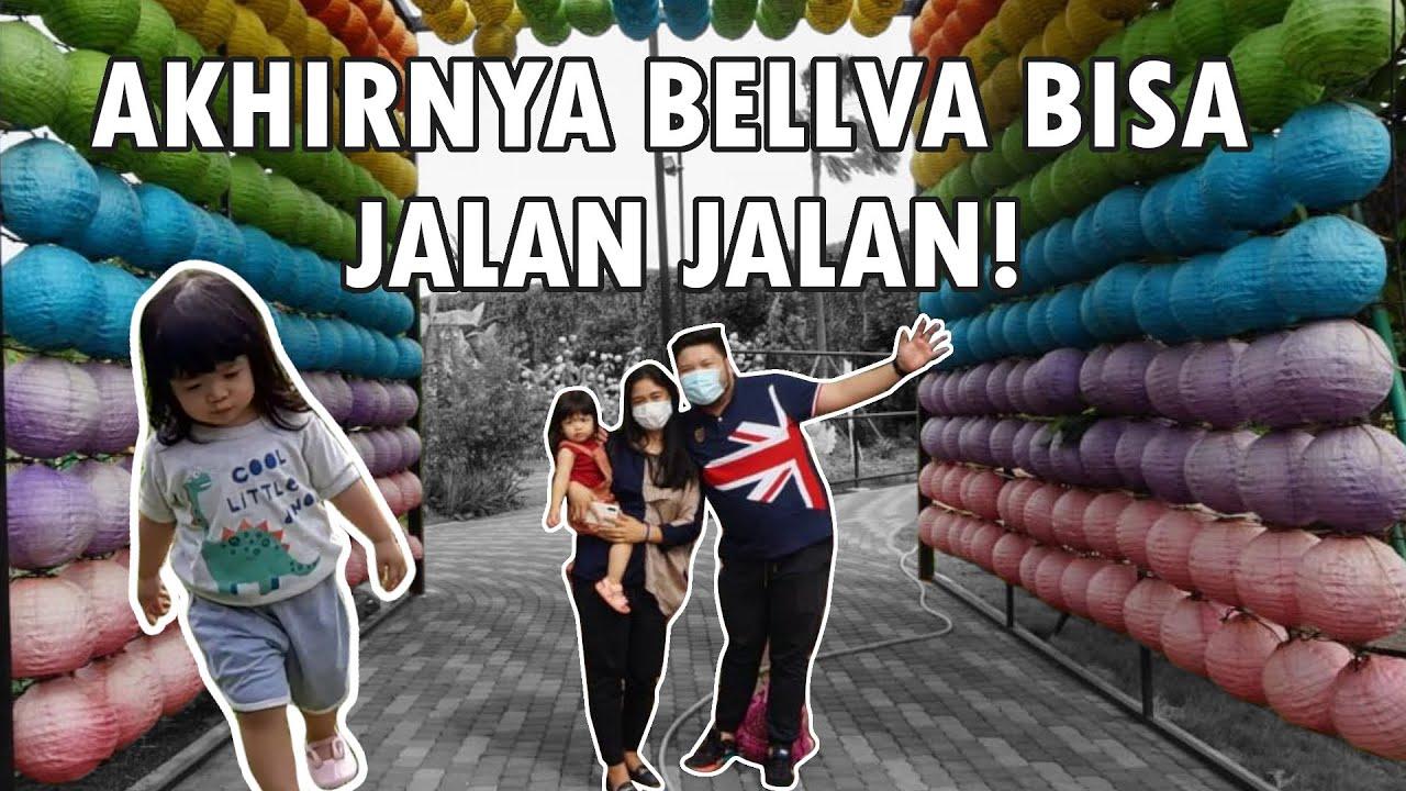 AKHIRNYA BELLVA BISA JALAN-JALAN SETELAH 1.000 PURNAMA! (PART 2/2)