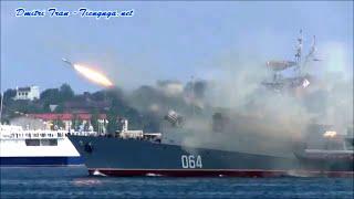 Lễ kỷ niệm Ngày Hải quân Nga, Hạm đội Biển Đen – Tổng duyệt tại Sevastopol 28.07.2016