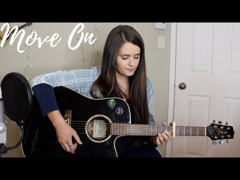 Move On - Mike Posner (Cover By Erika Denis)