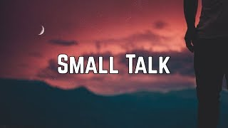 Katy Perry - Small Talk (Lyrics)