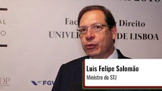 Luis Felipe Salomão - Direito ao esquecimento e fake news