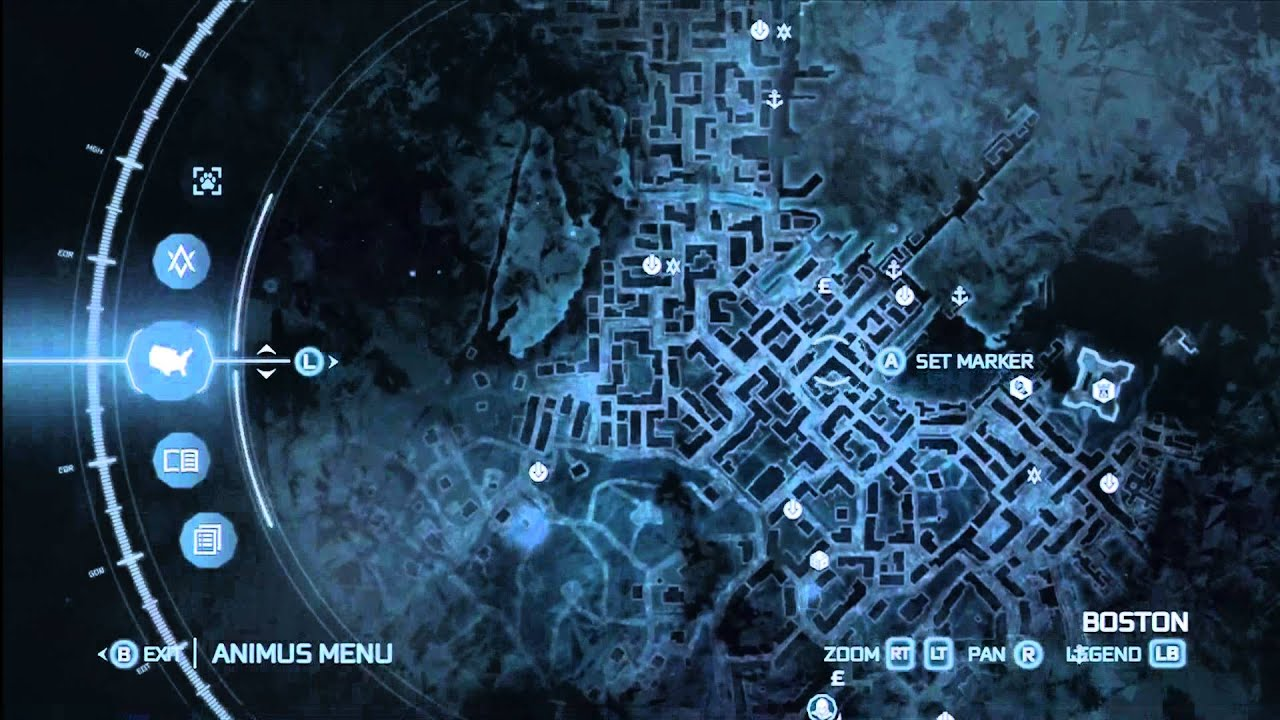 AC3 MAP BOSTON GENERAL STORES   YouTube