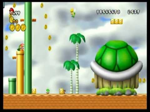 download super mario bros ds rom