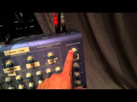 Live Metronome Setup and Use - Boss DB-90
