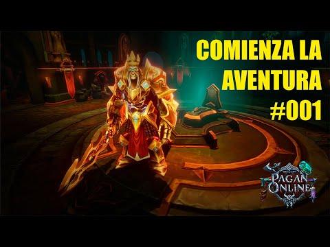 Pagan Online - COMIENZA LA AVENTURA #001 (JUEGAZO)