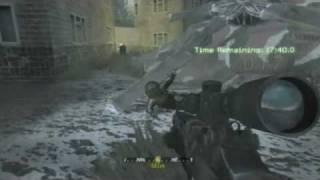 Call of Duty: Modern Warfare Reflex-One Shot, One Kill (Part 1)