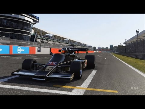 Forza Motorsport 6 - Lotus #5 Team Lotus 77 1976 - Test Drive Gameplay (XboxONE HD) [1080p60FPS]